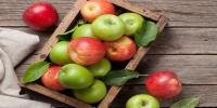 التفاح في الصباح أفضل من القهوة للنشاط والحيوية