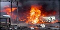 مقتل 15 عراقياً بصواريخ إسرائيلية في سوريا