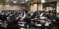 البرلمان العراقي يصوّت بالموافقة على الدوائر الانتخابية ويؤجّل التصويت على محافظتين