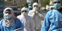 العراق يحتل المركز الاول عربيا بعدد وفيات كورونا
